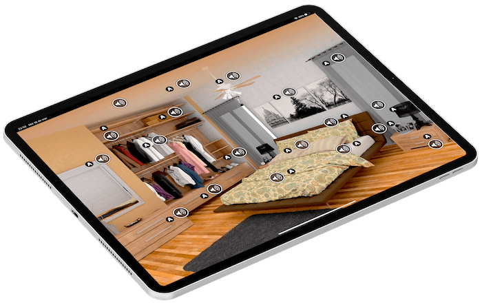 VC Español - iPad perspectiva